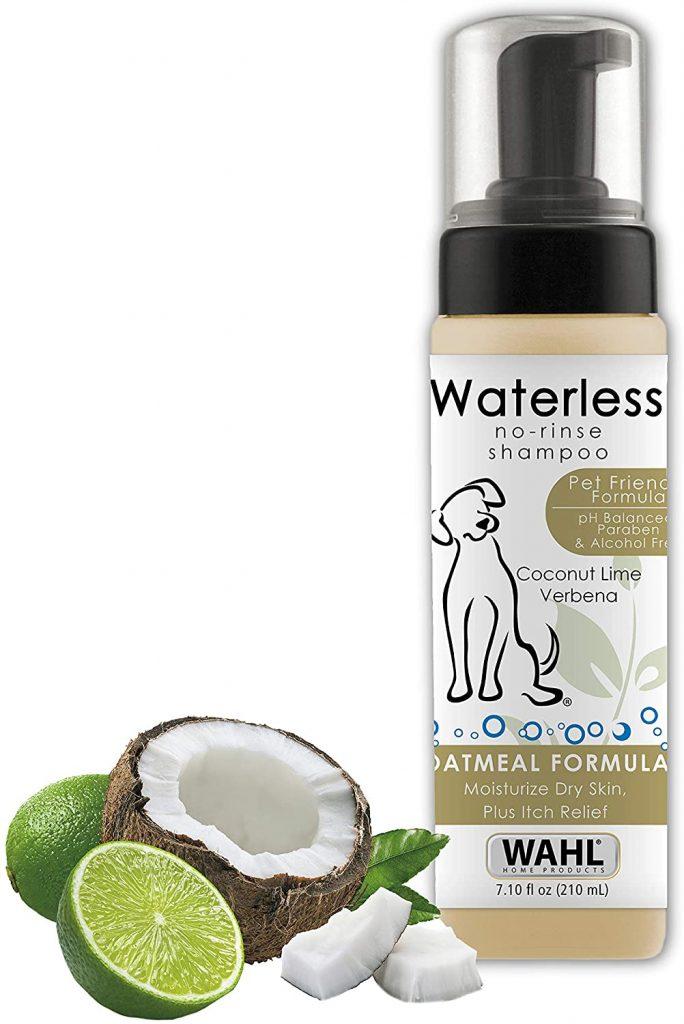 Wahl Waterless No Rinse Shampoo