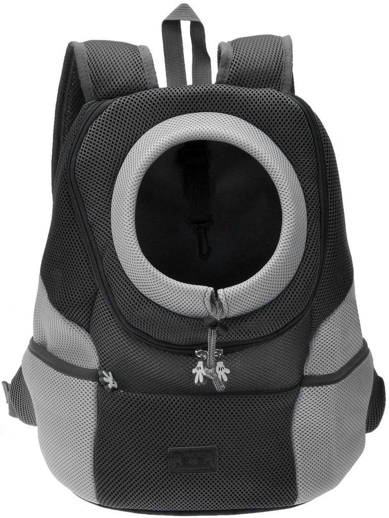 Best Dog Carrier Backpacks: Mogoko Comfortable Dog Carrier - Best Head Out Design