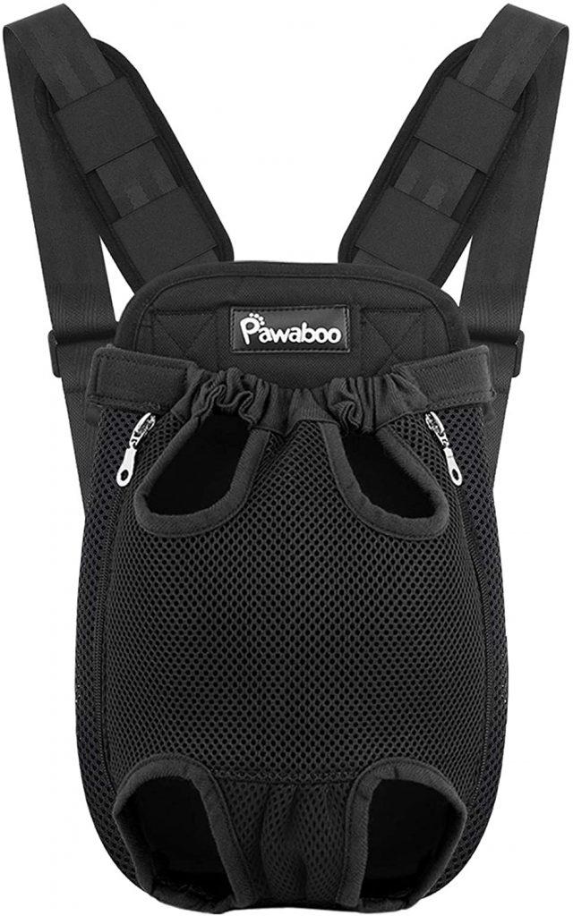 Best Dog Carrier Backpacks: Pawaboo Pet Carrier - Best Front Backpack