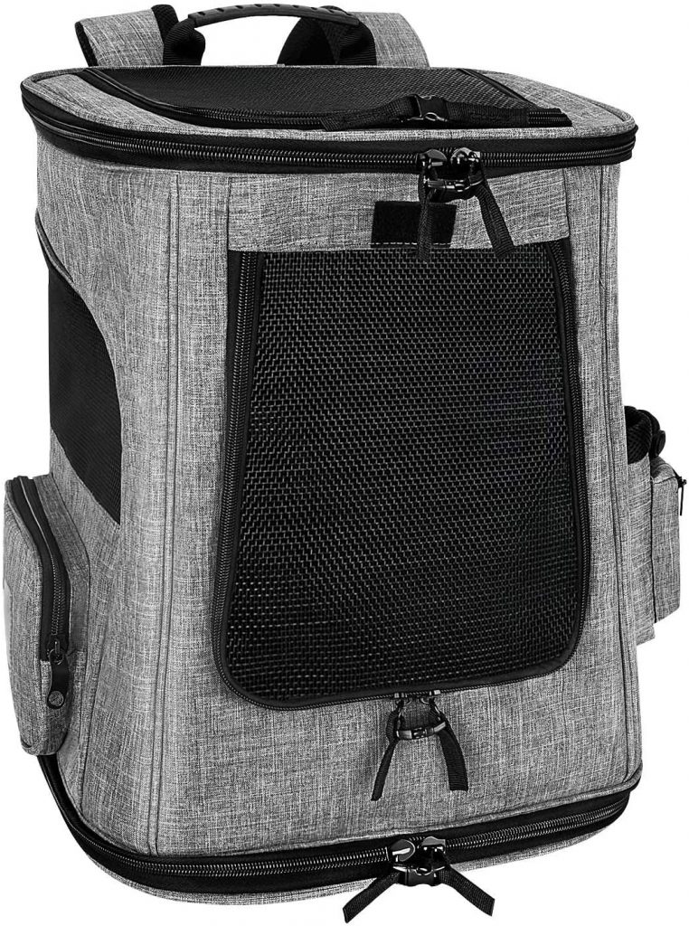 Best Dog Carrier Backpacks: SlowTon Pet Carrier - Best for Camping and Outdoors Activities
