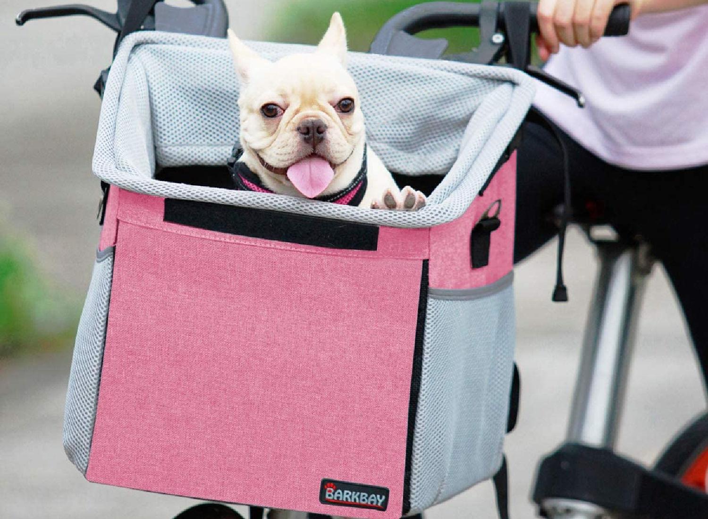 8 of the Best Dog Bike Baskets